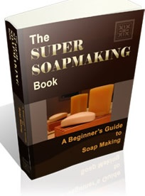 Ebook cover: The Super Soap Making
