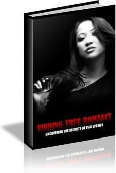 Ebook cover: Finding True Romance