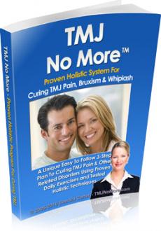 Ebook cover: TMJ No More System