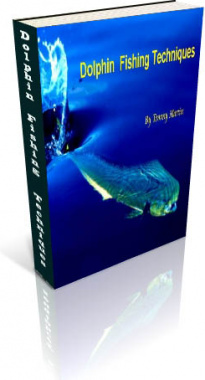 Ebook cover: Dolphin Fishing Techniques