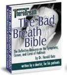 Ebook cover: Bad Breath Bible