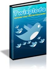 Ebook cover: Twixplode ECourse