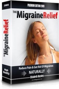 Ebook cover: The Migraine Relief