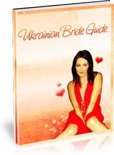 Ebook cover: Ukrainian Bride Guide