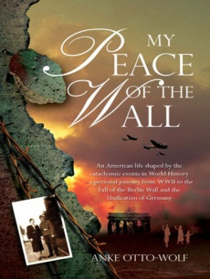 Ebook cover: My Peace of The Wall