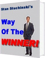 Ebook cover: Way of the WINNER!