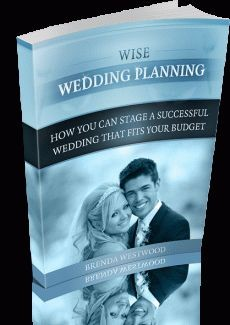Ebook cover: Wise Wedding Planning