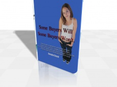 Ebook cover: Some Buyers Will, Some Buyers Won't.