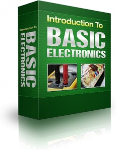 Ebook cover: Introduction To Basic Electronics