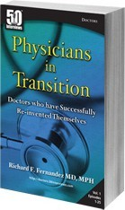 Ebook cover: Physicians in Transition