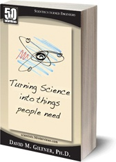 Ebook cover: Turning Science into Things People Need
