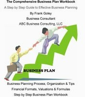 Ebook cover: Business Plan Guide and Workbook