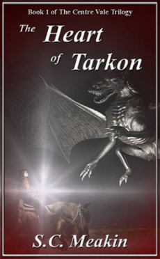 Ebook cover: The Heart of Tarkon - Book 1 - The Centre Vale Trilogy
