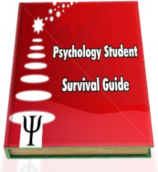 Ebook cover: Psychology Student Survival Guide