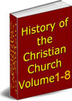 Ebook cover: History of the Christian Church