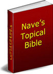 Ebook cover: Nave's Topical Bible