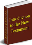 Ebook cover: Introduction to the New Testament