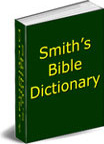 Ebook cover: Smith's Bible Dictionary