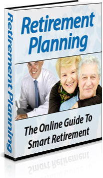 Ebook cover: Retirement Planning:  The Online Retirement Guide