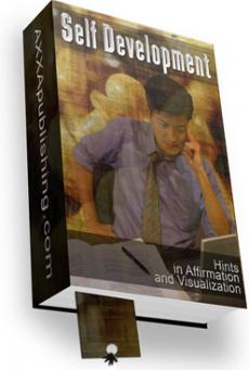 Ebook cover: Self Development