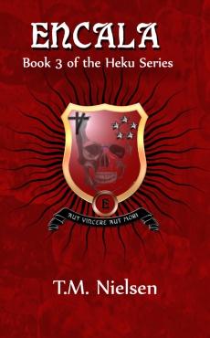 Ebook cover: Encala : Book 3 of the Heku Series