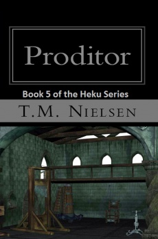 Ebook cover: Proditor : Book 5 of the Heku Series