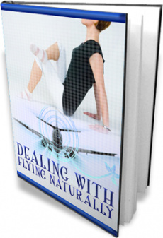 Ebook cover: Dealing With Flying Naturally