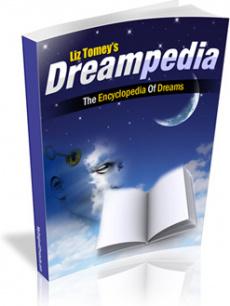 Ebook cover: Dreampedia - The Encyclopedia Of Dreams