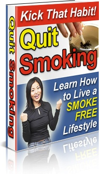 Ebook cover: Quit Smoking