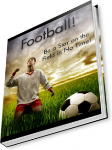 Ebook cover: Football!