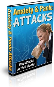 Ebook cover: Anxiety and Panic Attacks