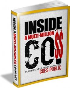Ebook cover: Inside A Multi-Million $$ Company