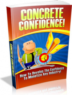 Ebook cover: Concrete Confidence