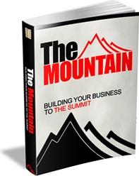 Ebook cover: The Mountain