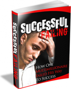 Ebook cover: Successful Failing