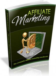 Ebook cover: Affiliate Marketing