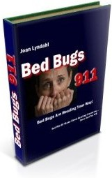 Ebook cover: Bed Bugs 911