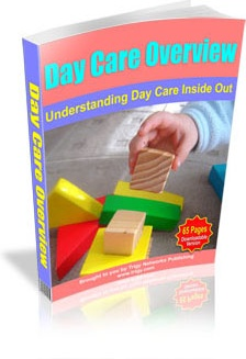 Ebook cover: Day Care Overview
