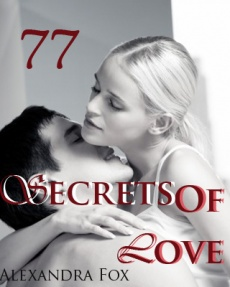 Ebook cover: 77 Secrets of Love