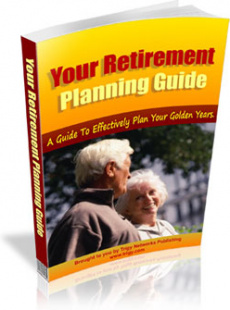 Ebook cover: Your Retirement Planning Guide