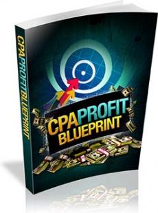 Ebook cover: CPA PROFIT BLUEPRINT