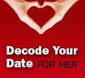 Ebook cover: Decode Your Date - For Her