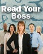 Ebook cover: Read Your Boss to Achieve Optimum Success