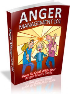 Ebook cover: Anger Management 101