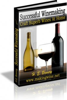 Ebook cover: Successful Wine Making