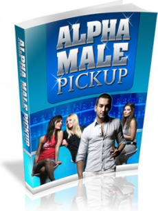 Ebook cover: Alpha Male Pickup