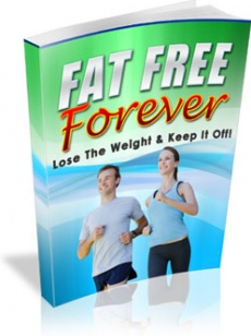 Ebook cover: Fat Free Forever