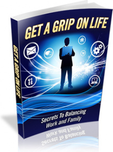 Ebook cover: Get A Grip On Life
