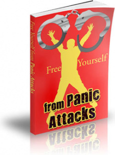 Ebook cover: Free Yourself from Panic Attacks