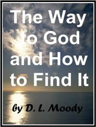Ebook cover: THE WAY TO GOD